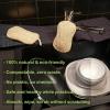 Nieuwe Ecologische Keuken Spons Handgemaakte Multilayer Natuurlijke Loofah Scrubber Anti-Olie Schotel Pot Schoonmaken Pad Geen Chemische Bleken 1