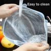 6 Stks/set Eco Siliconen Deksels Keuken Universele Elastische Siliconen Voedsel Deksel Herbruikbare Siliconen Covers Voedsel Verse Wrap Stretch Cap 3