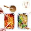 Eco Vriendelijke Houten Bestek Set Premium Beuken Servies Keuken Servies Hout Diner Mes Lepel en Vork Set 5