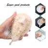 3 Stks/set Ecologische Herbruikbare Keuken Spons Nieuwe Pure Handgemaakte Multilayer Natuurlijke Loofah Scrubber Anti-Olie Gerecht Reinigingsborstel 3